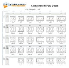 Standard Bifold Closet Door Sizes Standard Bifold Closet Door Sizes
