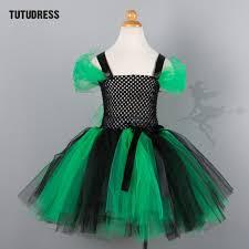 Green Tutu Halloween Costume Cheap Tutu Halloween Costumes Girls Aliexpress