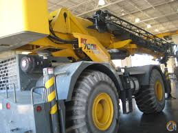 ton grove rt700e crane for sale in st augustine florida on