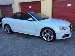 audi a5 roof audi a5 limited special edition cabriolet with roof in