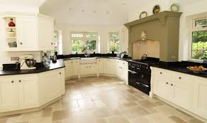 Designer Fitted Kitchens by Kitchen Floor Tiles With White Cabinets Pretty Tile Home And