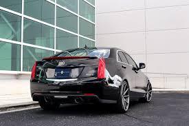 wheels for cadillac ats customized cadillac ats exclusive motoring miami fl