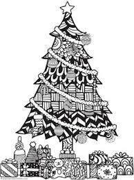 christmas doodle coloring pages 1 1 1 u003d1