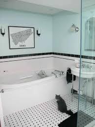 Vintage Bathroom Tile Ideas Charmful Retro Tile Bathroom Then Retro Tile Bathroom To Special