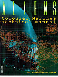 aliens 1 colonial marines technical manual