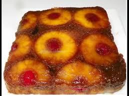 pineapple upside down cake youtube