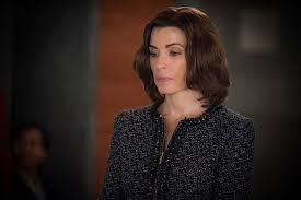 julianna margulies new hair cut the good wife series finale recap ghost story