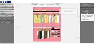 closet images 8 best free online closet design software options for 2017 reach in