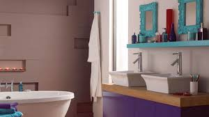 colour ideas for bathrooms 7 ways to add colour to your bathroom dulux