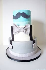 gentleman baby shower gentleman cake moustache bowtie happy birthday
