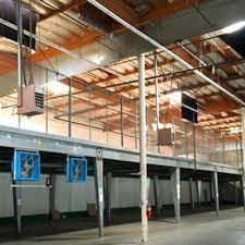Mezzanine Floor Pallet Racking Systems For Warehouses