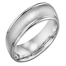 comfort fit wedding bands 14k white gold 6mm comfort fit wedding band sam s club