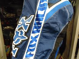 fox tracker motocross boots used fox racing motocross pants sz 34 c u0026 s sporting goods