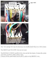 wiring diagram for stereo altezza club lexus owners club
