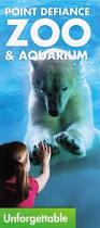Zoo Lights Pt Defiance by Point Defiance Zoo U0026 Aquarium Tacoma Wa Ettractions Com