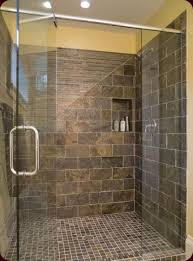 Shower Stall Designs Small Bathrooms Bathroom Shower Stall Tile Ideas Design Remodels In Intended For