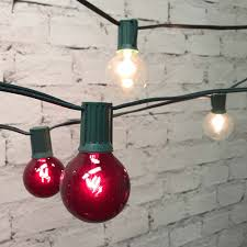 Grape Cluster String Lights by Complete Christmas Holiday Lighting Guide Bright Ideas By