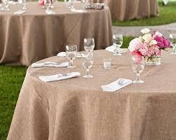 burlap table linens wholesale rustic table linen etsy