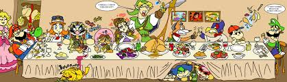 happy thanksgiving from nintendo today nintendotoday