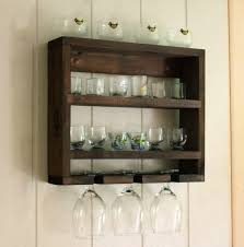 shadow box with shelves and glass door pallet shot glass display worden apartment ideas pinterest