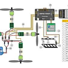 breathtaking d i y quadcopter quadcopter forum also wiring