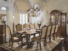 large formal dining room tables home design large living room floor mirror throughout 87