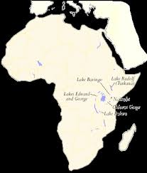 world lake rudolph map sir fuchs expeditions