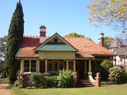 Arts And Crafts Style Home by Federation Home In Sydney Australia Appian Way Burwood