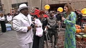 Munsters Halloween Costumes Matt Lauer Drag Hoda Yoda Relive 20 Halloween