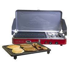 Camp Toaster Camp Chef Mountain Series 2 Burner Stove Grill U0026 Griddle Combo