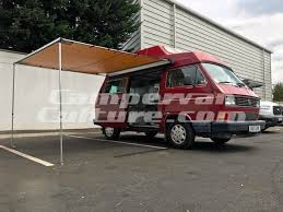 Westfalia Awning For Sale Vw T25 T3 Vanagon Arb 2500mm X 2500mm Awning With Cvc Fitting Kit
