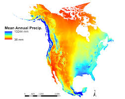 National Rain Map Social Studies Links Briles Aweigh