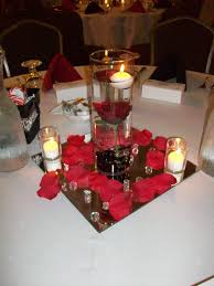 Center Table Decoration Home Modern Affordable Wedding Centerpieces Round Table Decoration