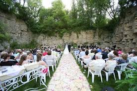 outdoor wedding venues illinois 10 chicagoland rustic chic wedding venues
