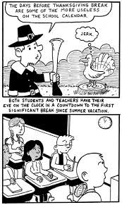 thanksgiving teachable moments