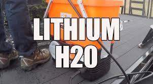 yard force yf4050pb lithium ion bucket pressure washer youtube