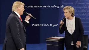 Music Memes - last night s presidential debate inspired a lot of music memes