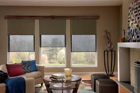 Custom Window Treatment by Graber Lightweaves Solar Shades Designer Custom Window Treatments