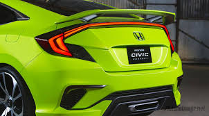 mobil honda honda published new generation civic concept with cvt transmission