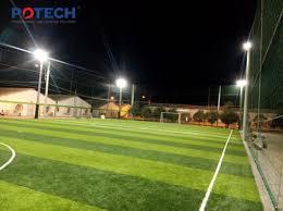 led ball field lighting led ball field project potech