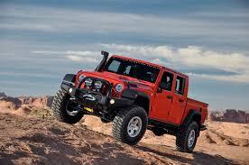jeep wrangler 4 door pickup aev announces final run of wrangler jk brute pickups photo u0026 image