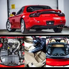mazda automatic cars for sale for sale 1993 mazda rx7 performance auto gallery blog