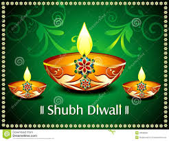 diwali cards diwali card with floral stock vector illustration of l 33588566