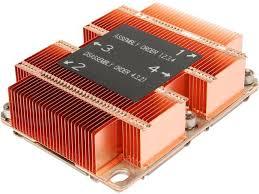 vapor chamber gpu cpu heat sink set dynatron b4 intel skylake socket fclga3647 narrow ilm copper stacked