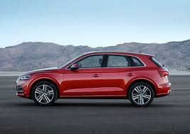 Audi Q5 Next Generation - meet audi u0027s lighter more aggressive second gen q5 66 images