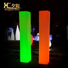 led floor lamp color changing landscape lawn lamps decor lights