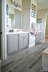 Porcelain Bathroom Floor Tiles Grey Tile Bathroom Floor Wall Paint Accessible Beige Cabinet Paint