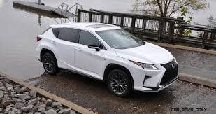 lexus crossover exclusive animated renderings 2017 lexus rx l is lwb 7 seat variant