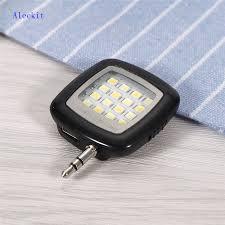 Light For Phone Led Flash Light Mini Selfie Sync Flashlight For Phone Adding Light