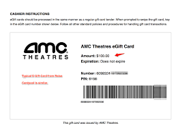where can i buy amc gift cards where is the pin on a amc gift card